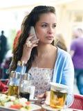 έφηβος καφέδων Στοκ φωτογραφίες με δικαίωμα ελεύθερης χρήσης