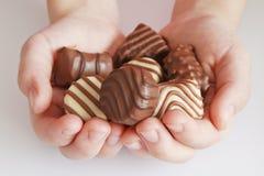 εύγευστο κατσίκι εκμετάλλευσης σοκολάτας Στοκ εικόνα με δικαίωμα ελεύθερης χρήσης