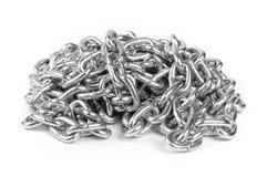 металл цепей Стоковая Фотография RF