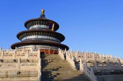 ναός ουρανού του Πεκίνου Κίνα Στοκ εικόνες με δικαίωμα ελεύθερης χρήσης