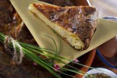 посоленный рис торта Стоковая Фотография RF