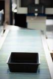机场检查点证券 免版税图库摄影