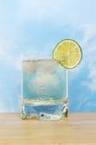 известка питья Стоковое Изображение RF