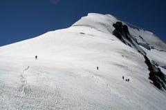 σύνοδος κορυφής Στοκ εικόνες με δικαίωμα ελεύθερης χρήσης