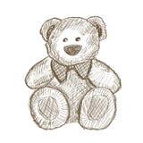 熊女用连杉衬裤 图库摄影