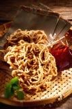 Азиатская еда Стоковые Изображения