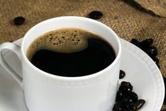 咖啡杯 免版税库存照片