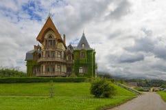 房子老维多利亚女王时代的著名人物 图库摄影