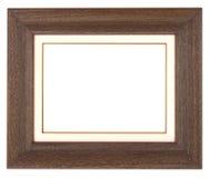 древесина рамки Стоковое фото RF