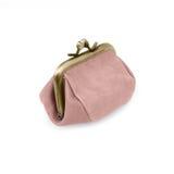 розовое портмоне Стоковая Фотография RF