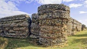 罗马的堡垒 免版税图库摄影