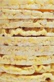 ρύζι κέικ Στοκ Φωτογραφίες