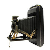 古色古香的照相机 免版税库存图片