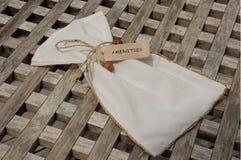 τσάντα θελκτικοτήτων Στοκ Φωτογραφίες