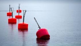 γιοτ προσδέσεων σημαντήρων Στοκ εικόνες με δικαίωμα ελεύθερης χρήσης
