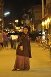 泰国模型俏丽的雷鬼摇摆乐城镇旅行 免版税库存图片