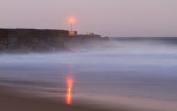 маяк сразу свет Стоковые Изображения RF