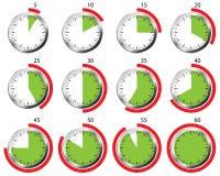 καθορισμένο χρονόμετρο Στοκ Φωτογραφία