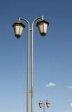 улица светильника Стоковое фото RF