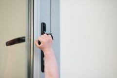 отверстие двери младенца Стоковые Фотографии RF