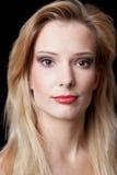 Φυσικό πορτρέτο ομορφιάς Στοκ φωτογραφία με δικαίωμα ελεύθερης χρήσης