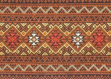 стародедовское сплетенное тайское ткани Стоковые Изображения RF