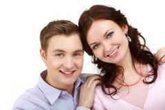 约会年轻人 库存照片