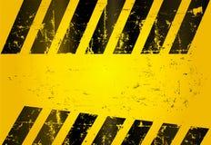 нашивки опасности Стоковые Фотографии RF