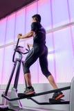 健身培训 库存照片