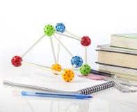 概念教育科学 免版税图库摄影