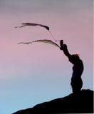 свободный дух Стоковые Изображения