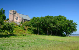 瑞典老大教堂 免版税库存照片