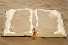信念圣经的被忘记的字损失  库存照片