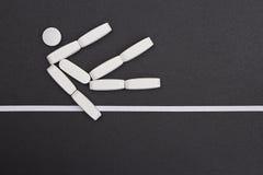 Αθλητικό σύμβολο Στοκ φωτογραφία με δικαίωμα ελεύθερης χρήσης