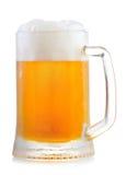 杯子啤酒 免版税库存照片
