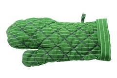 Перчатка печи Стоковые Фото