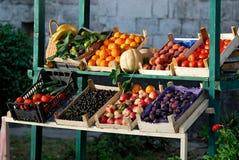 Рынок хуторянин Стоковое Фото