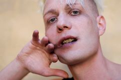 κακό αγόρι Στοκ φωτογραφίες με δικαίωμα ελεύθερης χρήσης