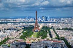 Эйфелева башня, Париж - Франция Стоковая Фотография RF