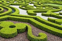 Орнаментальный сад Стоковое Изображение RF