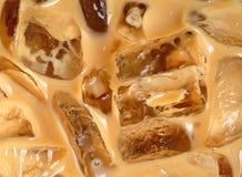Замороженный кофе Стоковое Изображение RF