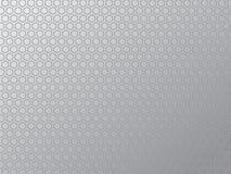 金属化格栅纹理 免版税库存图片