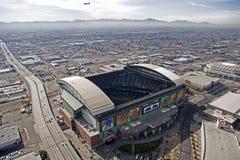 Стадион спортов Стоковое фото RF