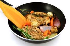 Προσθέστε τη γεύση και το χρώμα στο μαγείρεμά σας. Στοκ φωτογραφία με δικαίωμα ελεύθερης χρήσης