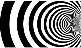 催眠模式 库存照片