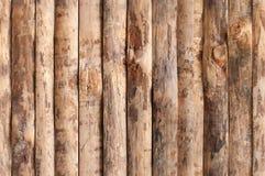 无缝的木板条 库存照片