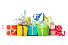 Коробки подарка Стоковая Фотография RF