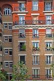 巴黎结构 免版税库存照片