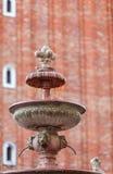 Πηγή κρασιού Στοκ Εικόνες