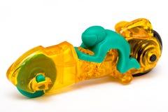 将来的自行车玩具 免版税图库摄影